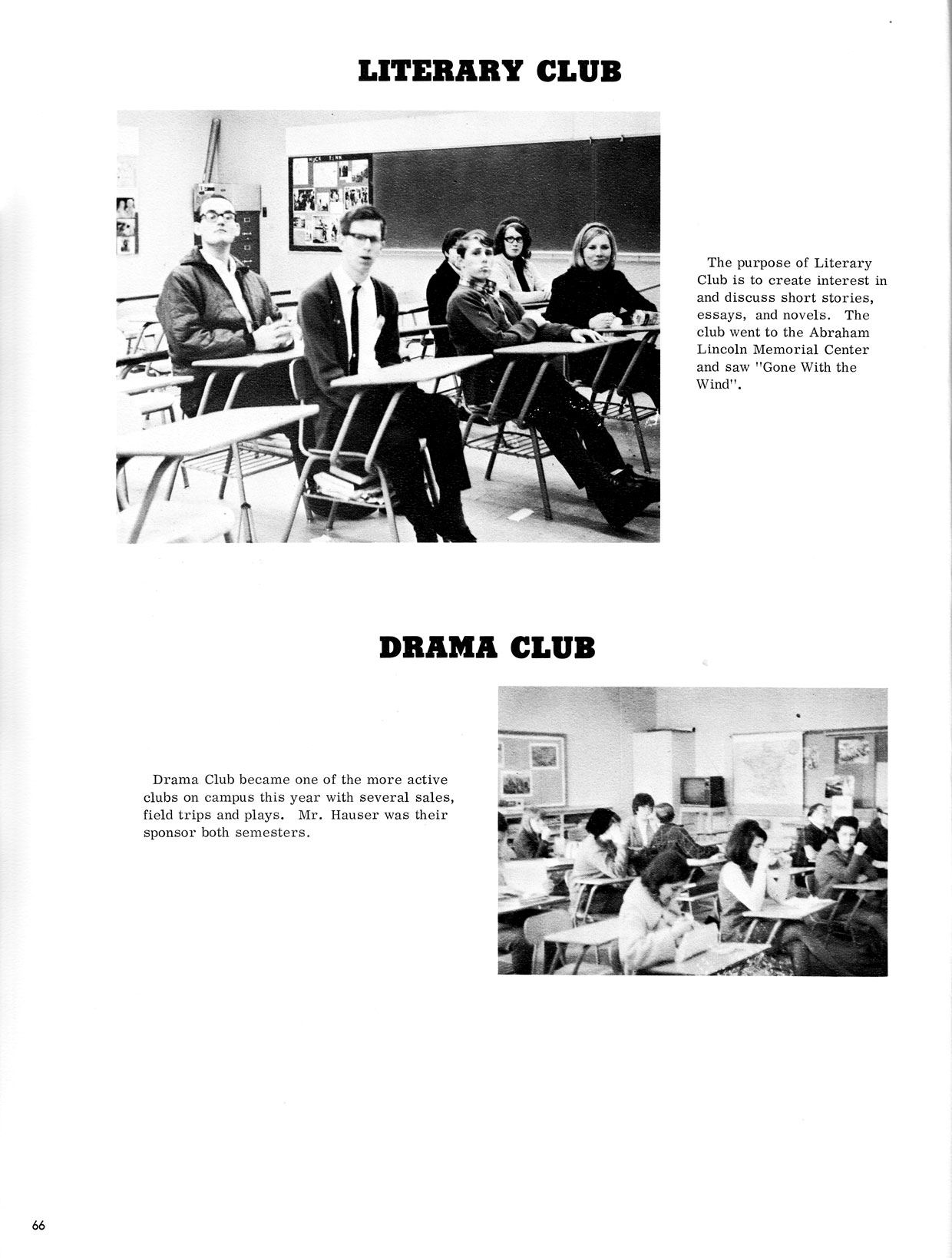 Page 66 :: 1968 Yearbook :: Lennox High School, Lennox Lancers